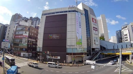 五反田 東急 スクエア